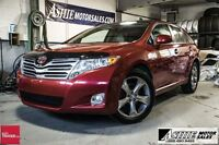2009 Toyota Venza AWD! LEATHER! SUNROOF! V6!