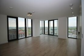 2 bed, 2 bath apartment on the 12th floor of Stratosphere Tower Startford E15 ,£545PW,UNFURNISHED-SA