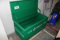 Boîte GreenLee pour camion