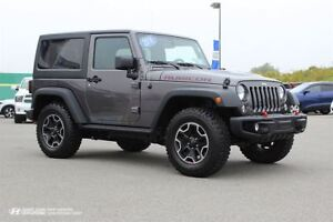 2016 Jeep Wrangler Rubicon! LEATHER! TWO TOPS! LIKE NEW!