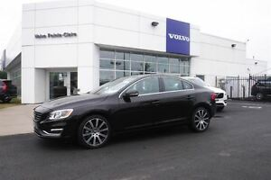 2015 Volvo S60 T6 AWD - GARANTIE 30 OCT 2020 OU 160 000KM- TECH-