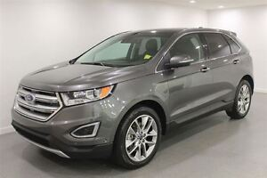 2015 Ford Edge Titanium| Leather|Vista Roof| Driver Asst|Nav| SY Regina Regina Area image 2