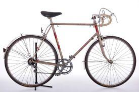 1979 RALEIGH MEDALE ORIGINAL UNRESTORED VINTAGE 5 SPEED ROAD BIKE / BICYCLE / CYCLE