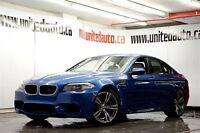 2013 BMW M5 SMG TRANSMISSION VERY RARE COLOR EXECUTIVE PREMIUM