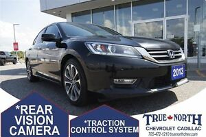 2013 Honda Accord Sport (CVT) - HEATED FRONT SEATS