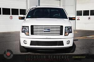 2011 Ford F-150 LARIAT LIMITED SUPERCREW - GPS + TOIT + CUIR!