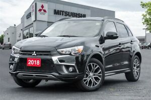 2018 Mitsubishi RVR 2.4L | LEATHER| CLEAN CARPROOF|