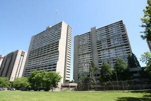 Ottawa Centretown 2 bedroom Condo Apartment