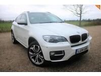 BMW X6 xDrive30d [245] 5dr Step Auto (white) 2014
