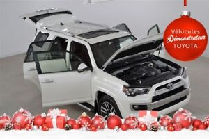 2017 Toyota 4Runner Limited GPS, Cuir, Toit, Camera Recul 315 $/