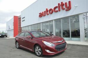 2012 Hyundai Sonata Hybrid Premium | Navigation | Leather | Dual