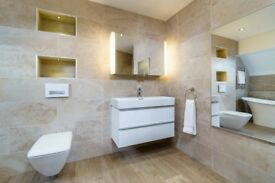 Low Cost Bathroom Supplied & Fitted From £1995 - Professional - Reliable - Expert Fitters