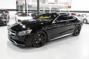 2016 Mercedes-Benz S-Class S63 AMG | LOADED | MB WARRANTY