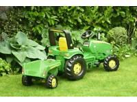 John Deere Children's Tractor (The Big One)