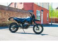 Lexmoto adrenaline 125cc learner legal