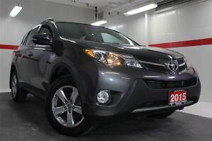 2015 Toyota RAV4 XLE AWD Sunroof Btooth BU Camera Heated Seats C