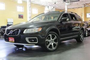 2013 Volvo XC70 T6 AWD, FREE OF ACCIDENTS, SUNROOF, 18ALLOYS.