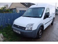 Ford Transit Connect T230 Stealth Camper