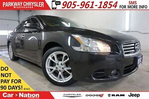 2012 Nissan Maxima PRE-CONSTRUCTION SALE| SV| SUNROOF| BLUETOOTH