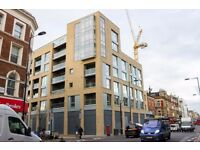 ** LUXURY BRAND NEW 1 BED FLAT DESIGNER FURNISHED, DALSTON, HACKNEY, CITY, N16 - AW