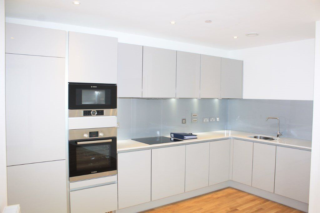 # Stunning brand new 2 bed 2 bath available now next to Lewisham DLR station - call now!!