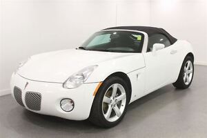 2008 Pontiac Solstice Manual| Local Trade| Low Kms| Convertible Regina Regina Area image 3