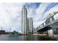 Studio flat in Pan Peninsula Square, West Tower, Canary Wharf E14