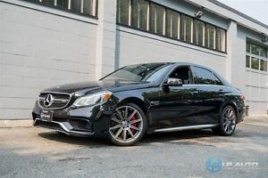 2015 Mercedes-Benz E-Class E63 AMG 4MATIC! Easy Approvals!!