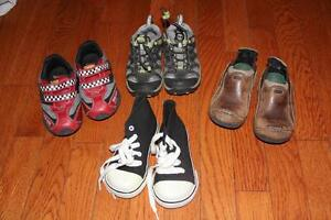 Boys shoe/boot lots - sizes 6 to 11