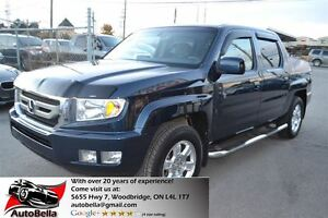 2010 Honda Ridgeline VP 4WD ALLOYS ONE OWNER