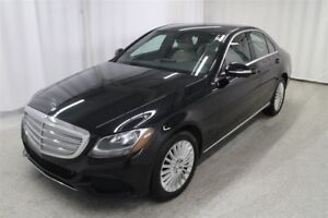 2015 Mercedes-Benz C-Class C300 4MATIC, MAGS, HEATED SEATS, KEYL