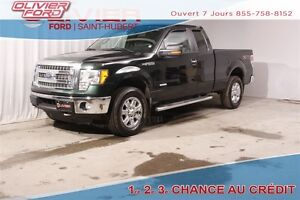 2014 Ford F-150 XLT AWD 4X4 BLUETOOTH ENS REMO MAGS A/C