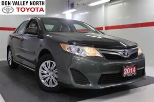 2014 Toyota Camry LE Btooth BU Camera Heated Seats Cruise Pwr Wn