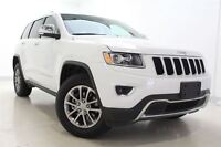 2014 Jeep Grand Cherokee Limited V6*NAV GPS*CUIR*TOIT OUVRANT