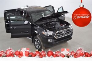 2016 Toyota Tacoma Limited V6 4x4 GPS+JBL+Cuir+Toit+Camera de Re