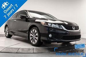 2014 Honda Accord **RESERVÉ**EX-L-NAV, CUIR, TOIT