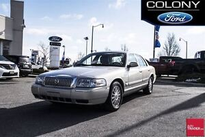 2011 Mercury Grand Marquis JUST TRADED IN, RARE CAR, VERY CLEAN!