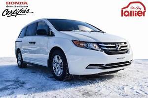 2014 Honda Odyssey LX**FAMILLIALE** GARANTIE10/200000KM