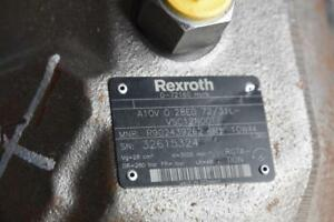 New Rexroth Hydraulic Piston Pumps for sale .