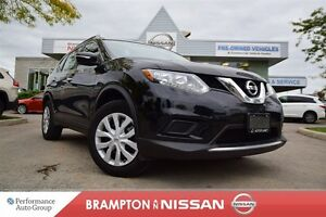 2015 Nissan Rogue S *Bluetooth,Rear view monitor,Power package*