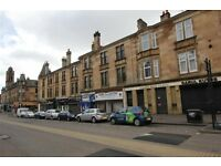POLLOKSHIELDS - Albert Drive - One Bed. Furnished