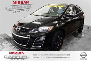 2011 Mazda CX-7 GT AWD NEVER ACCIDENTED/LOW MILEAGE/LEATHER/AWD/