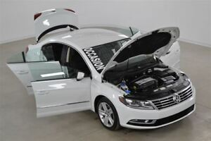 2015 Volkswagen PASSAT CC Sportline 2.0T Cuir+Camera de Recul DS
