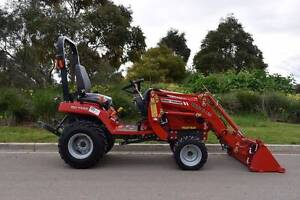 NEW MASSEY FERGUSON 1705 COMPACT TRACTOR WITH FRONT END LOADER Aldinga Morphett Vale Area Preview