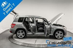 2012 Mercedes-Benz GLK350 CUIR TOIT AWD 4MATIC PARKING SENSORS