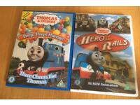 ***FOR SALE THOMAS & FRIENDS THOMAS THE TANK DVDS***