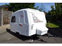 AMAZING FREEDOM 280 CARAVAN 600kg the body
