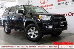 2011 Toyota 4Runner SINGLE OWNER DEALER SERVICED SR5