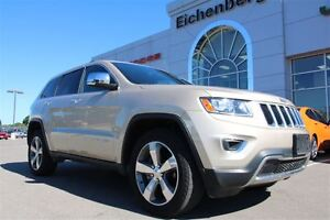 2015 Jeep Grand Cherokee Limited *NAV/SUNROOF*
