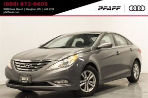 2012 Hyundai Sonata GLS at